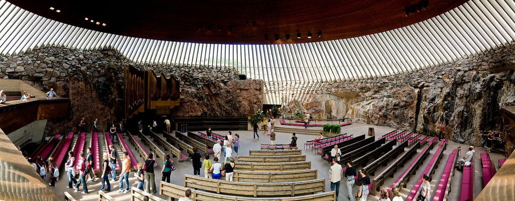 Temppeliaukio Kirkko (Rock Church)