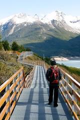 Walk along the Glacier by @Doug88888