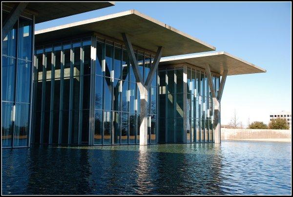 Modern Art Museum Fort Worth Texas Tadao Ando