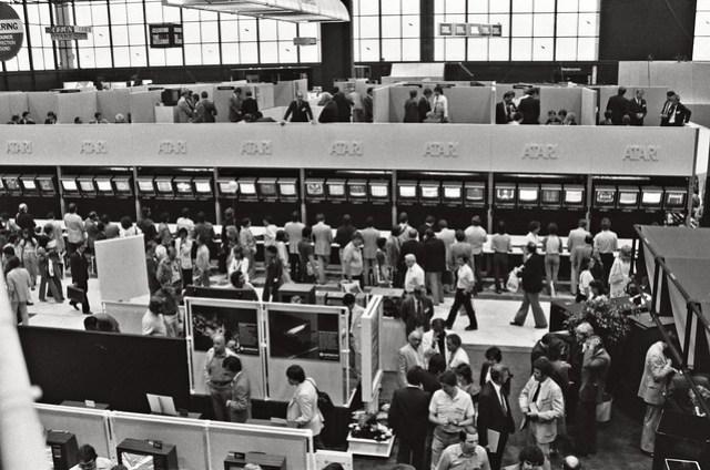 1982 Consumer Electronics Show - Atari