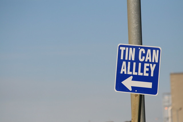 tin can aLLLey