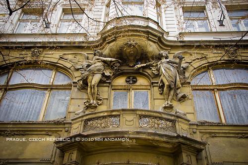 Art Nouveau Detail 03