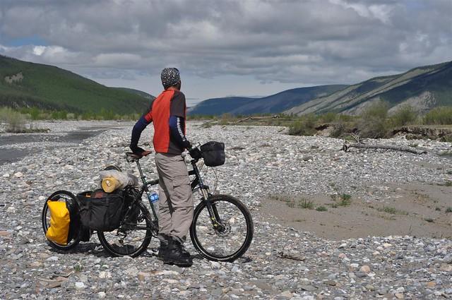 60b8ac0ea7 Extrawheel Voyager Single-wheel Bike Trailer Review