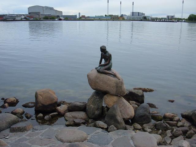 La Sirenita, Copenhague