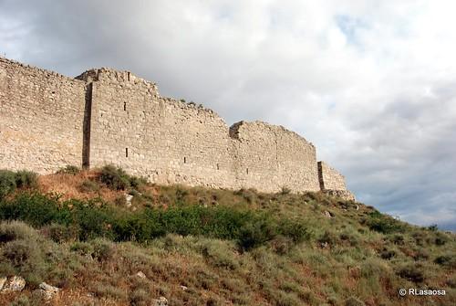 Lienzo de muralla del Despoblado de Rada
