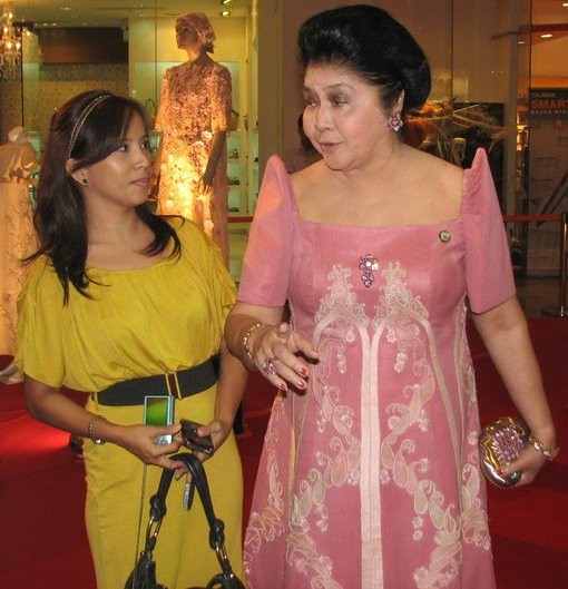 Imelda Marcos and Me