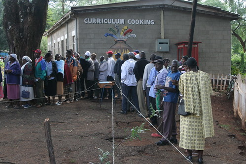"Kenya Voting: ""Curriculum Cooking"""