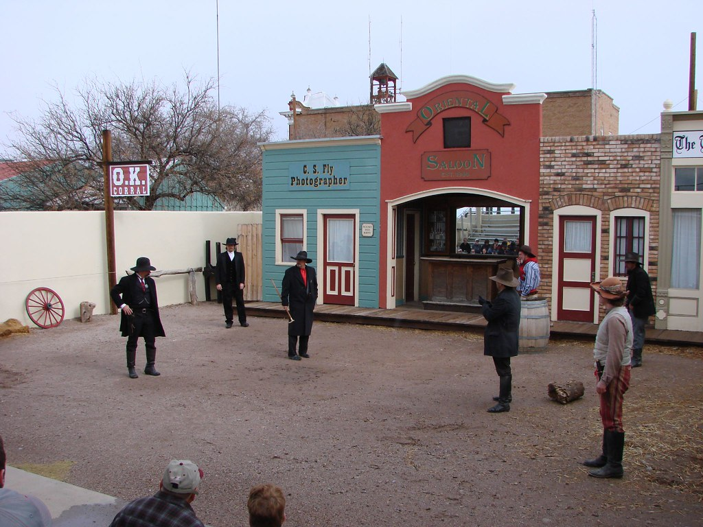 O.K. Corral Reenactment