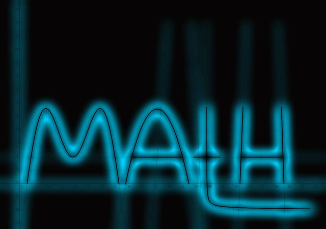 Math Cover Neon  Flickr  Photo Sharing