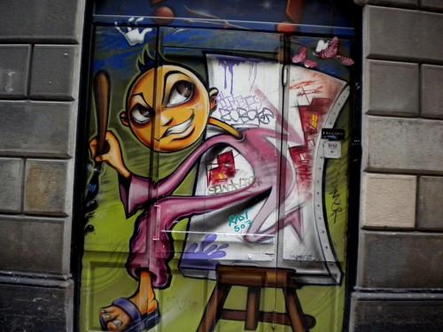 GRAFFITI- Barcelona