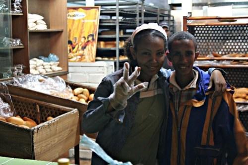 Addis bakery I