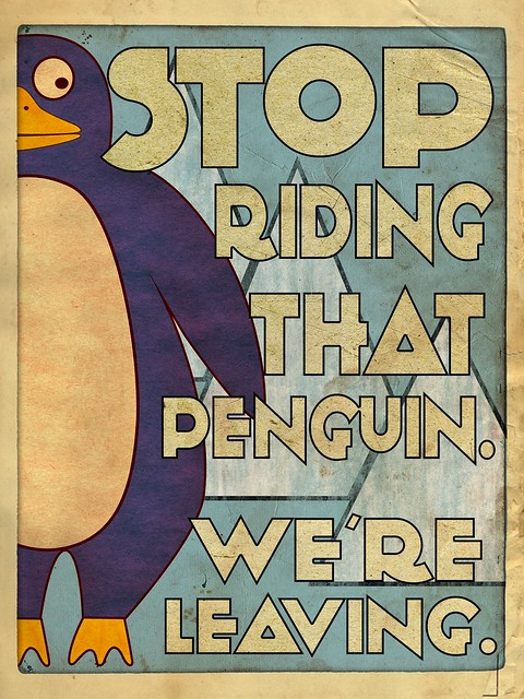 Things I've Said to My Children: Penguin