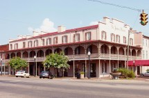 Saint James Hotel Selma Alabama