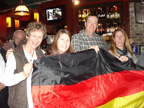 after Germany beat Australia