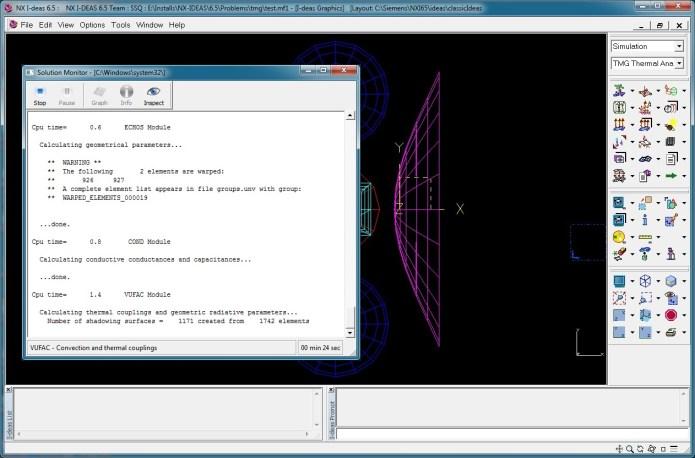 Siemens NX I-DEAS 6.5 32bit 64bit full crack