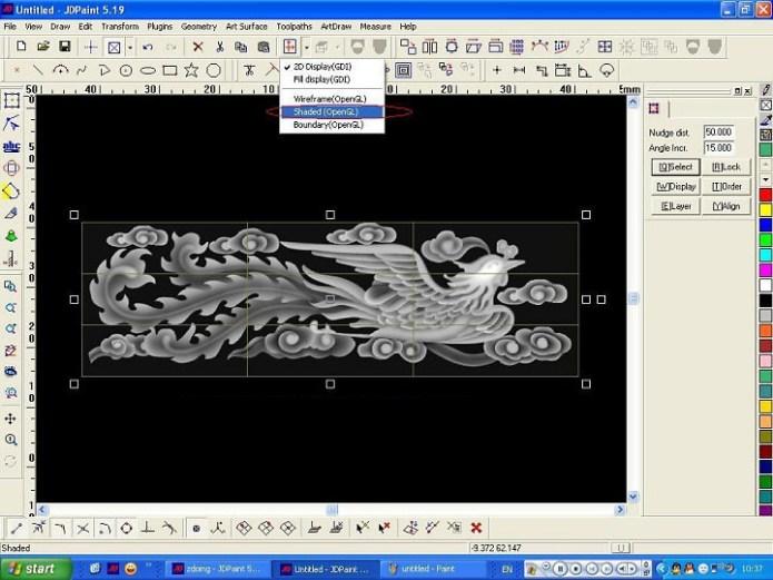 machining with JDPaint 5.19 32bit 64bit portable full crack