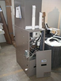 York High Efficiency Furnace $650