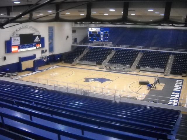 Georgia State Sports Arena
