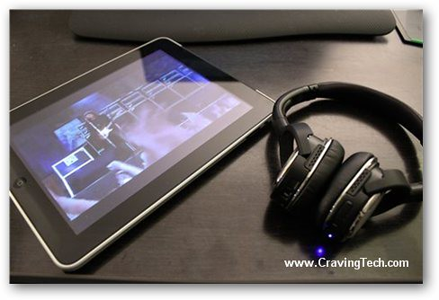 Nokia BH-905 Review - YouTube iPad