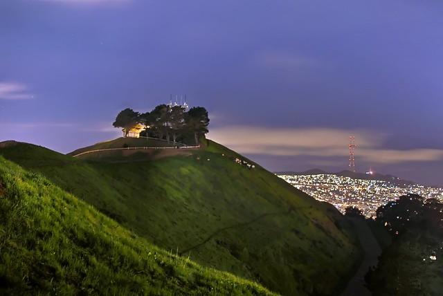 hill top dream
