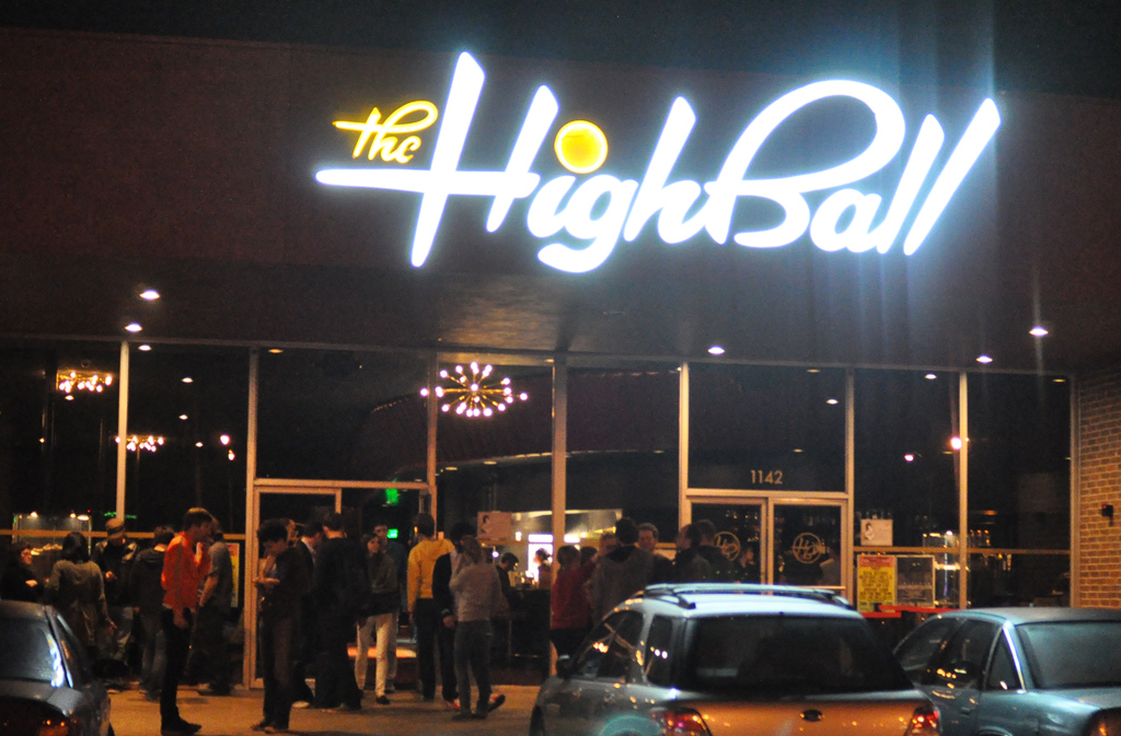 The High Ball