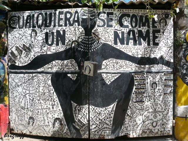 Graff in Cuba - by ?