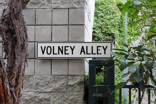 0000 Volney Alley