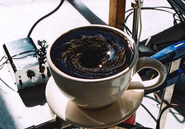 perpetual coffee vortex