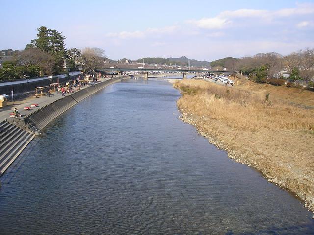 Isuzu River, Ise