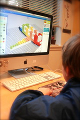 Marin 365| Day 19 Images; LEGO Digital Designer by cproppe