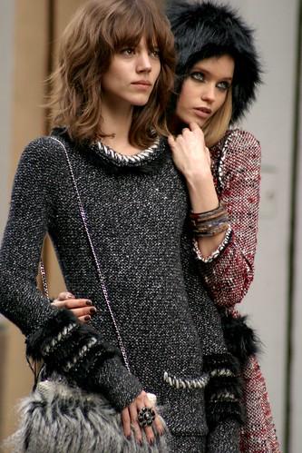 Chanel f/w '10 Campaign: 37