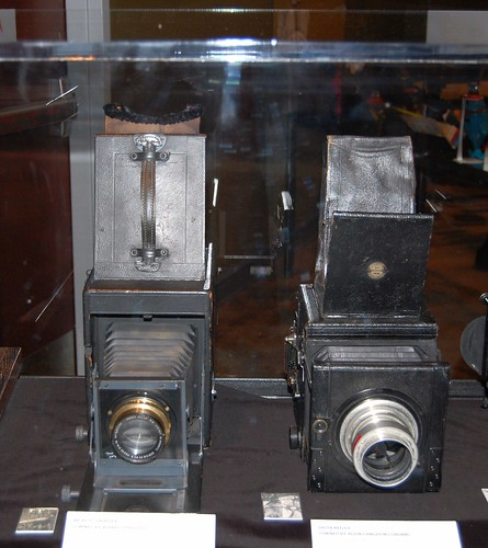 RB Auto Graflex Camera  -  Delta Reflex Camera -  Eastman House por dennieorson