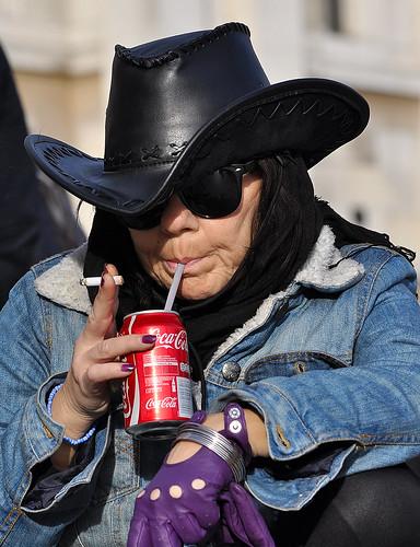 Coke And A Smoke