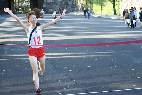 第56回上智大学マラソン大会