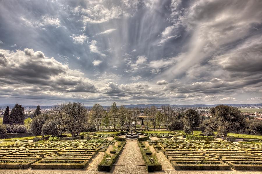 Il giardino di Villa Petraia by Giuseppe Moscato, on Flickr