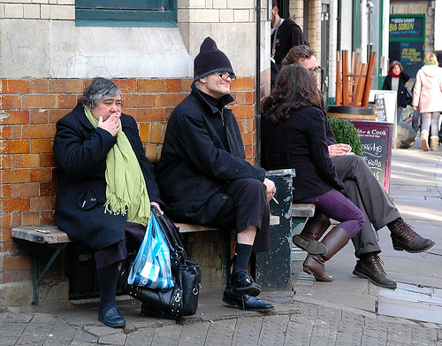 Smokers Corner