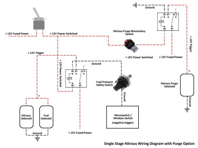 wiring diagram for nitrous 93 ford e 150 ignition wiring