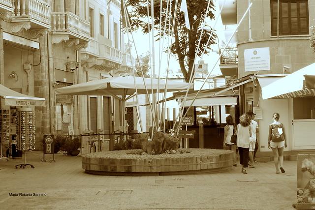 Nicosia e Lefkada Street la Cipro divisa tra due culture