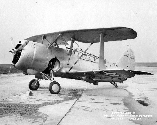 Curtiss : SBC-4 : Helldiver | Flickr - Photo Sharing!
