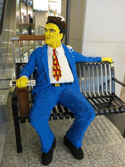 Lego Sculpture 070