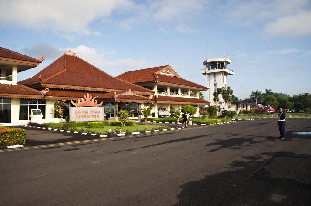 Branti Raden Inten Airport