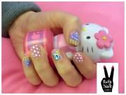 cute birthday nails - supa