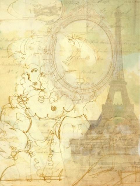 Amber ray-vive la France- Paris