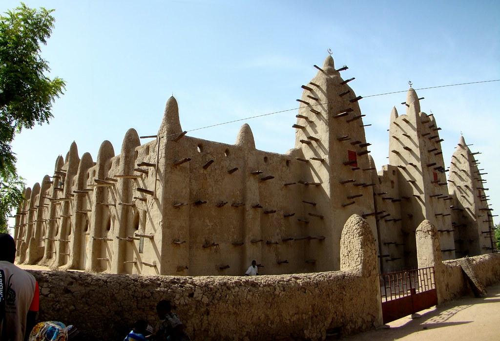 Mali Gran Mezquita de San 07
