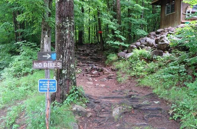 Arethusa Falls Trail Head