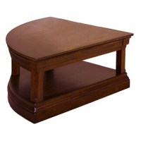 Essential Home Chateau De Vin Lift Top Wedge Coffee Table ...