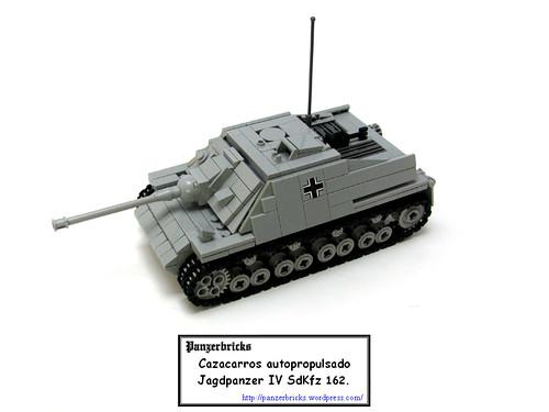 Jagdpanzer IV de Panzerbricks