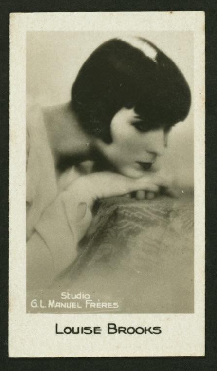 Louise Brooks: Portraits
