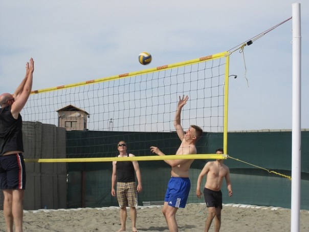 G3 Beachvolley