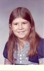 My fifth grade school picture